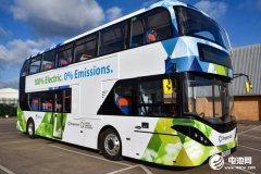 比亚迪赢得英国46台纯电动大巴订单 助力苏格兰实现零排放目标