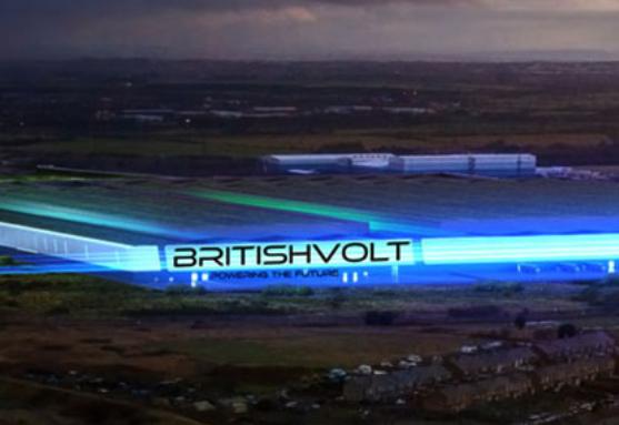 电动车电池公司BritishVolt或借壳上市 未来将在欧洲建多家工厂
