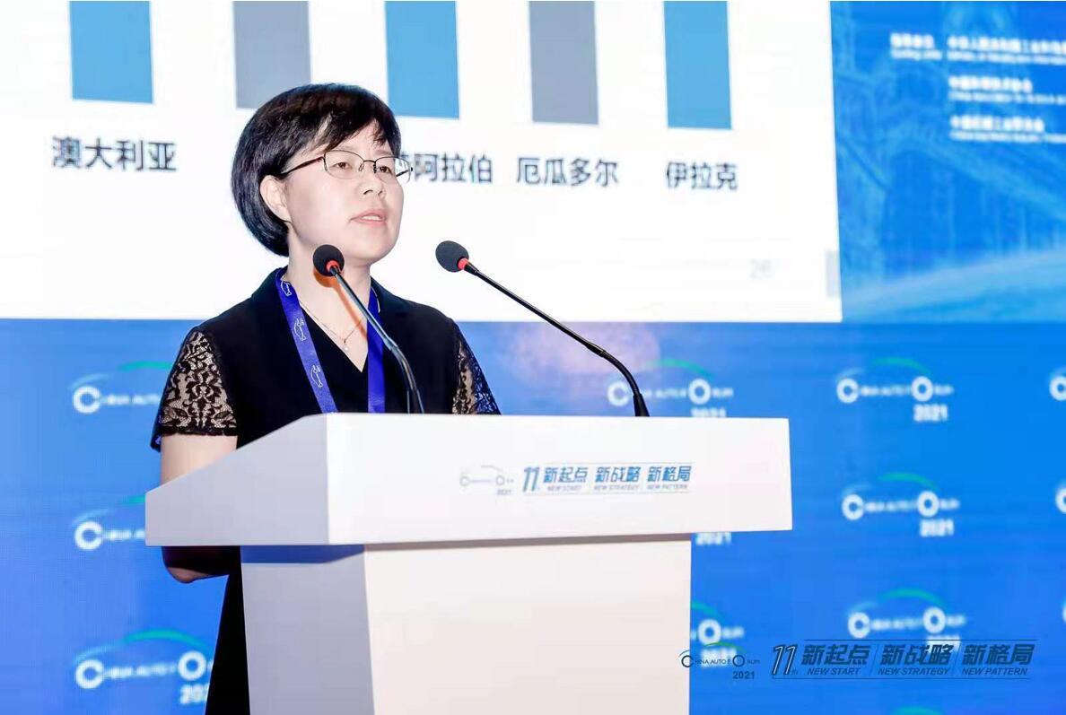 国家信息中心谢国平:中国皮卡市场发展趋势 300万辆潜在需求