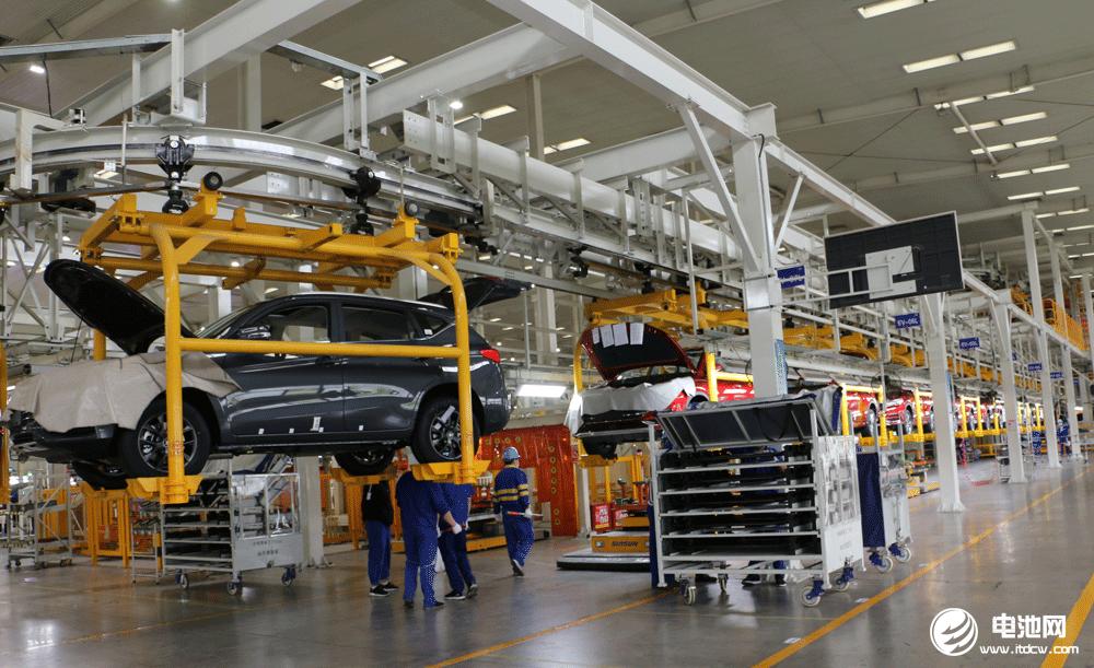 比亚迪合肥项目完成备案 年产40万辆新能源车高端核心配套零部件