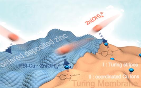 大连化物所实现高面容量、高电流密度下的锌沉积过程