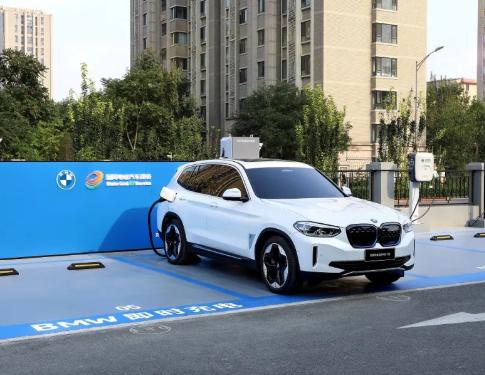 宝马与国网电动汽车未来三年拟建100座充光储一体化绿色能源站