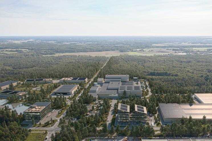 Northvolt将投7.5亿美元建立电池生态系统研发园区