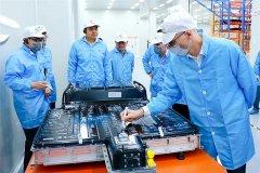 孚能科技:硅可以将电池能量提高25%