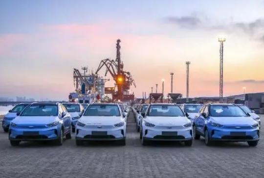 前三季度吉利新能源及电气化车型销售逾5.7万辆 9月销售1.1万辆