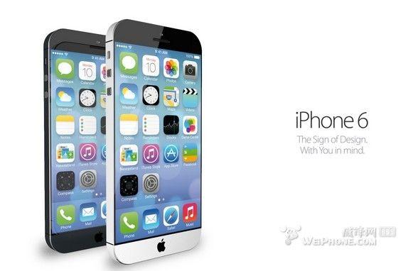 搭载iOS 7的iPhone 6概念作品 能否如愿