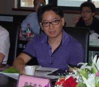 深圳南天电力副总裁方烈出席中国电池网沙龙