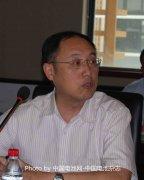 万好万家机械总经理陈积瑜出席中国电池网沙龙