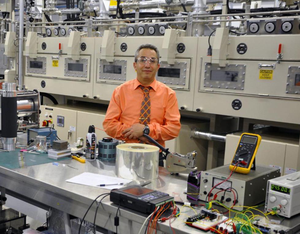 Karim Zaghib:加拿大魁北克水电研究院总监