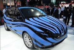腾势纯电动车有望明年上市 将11月发布