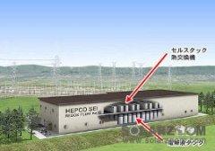 日本平衡光伏与风能 授予大型蓄电池储能合同