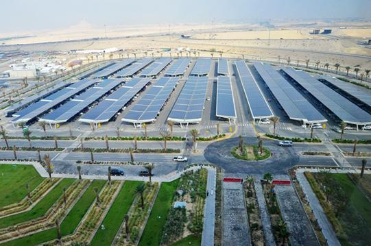 沙特百万瓦级太阳能设施半年发电业绩公布