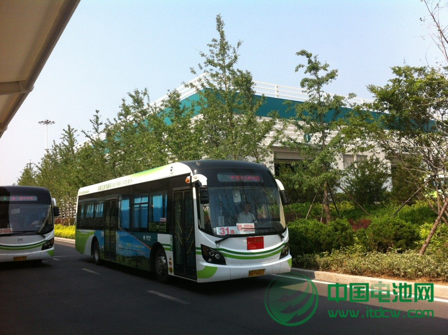 薛家岛电动汽车充换电站从示范建设到示范运行