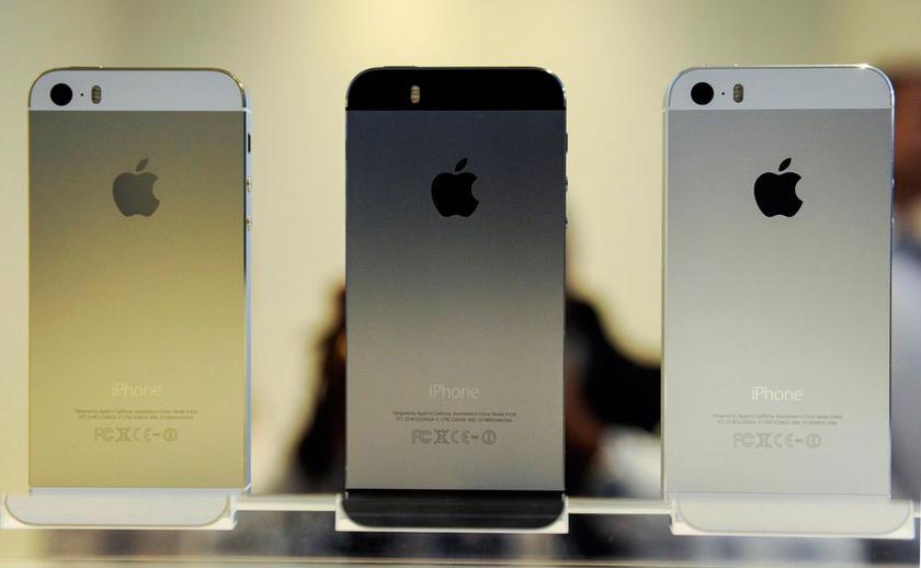 <b>iphone5s金色版上演疯狂秒杀 现货10分钟售空</b>