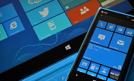 微软或效仿iOS合并手机及平板Windows系统
