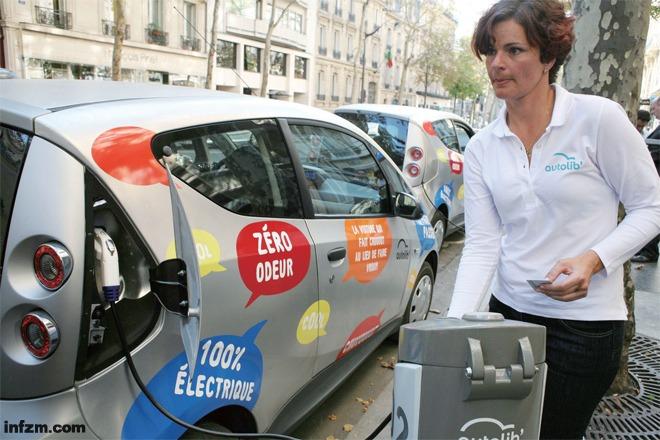 法国博洛雷进军亚洲电动汽车市场(图)