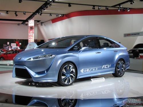 丰田燃料电池成本将缩减95% 新车2019年上市