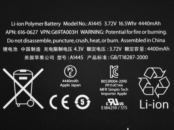 苹果真厚道 新一代iPad mini电池容量暴增