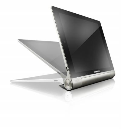 """""""乔布斯""""加盟 联想发布全球首款多模式平板电脑"""