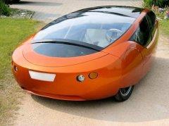 3D打印汽车Urbee2从上海开到乌鲁木齐只要38升汽油