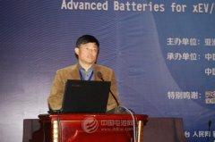 王子冬:国内需完善动力锂电池的测试评价体系