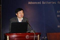 黄学杰:要建立锂电池产业共性技术平台