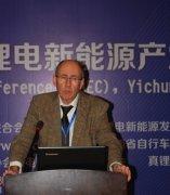 法国Alain Mauger:改变材料来提高锂电池能量密度