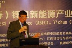比利时 Francis Massin:碳纳米管在锂电池行业作用很大