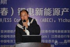 张江峰:我国锂产业将健康有序向前发展