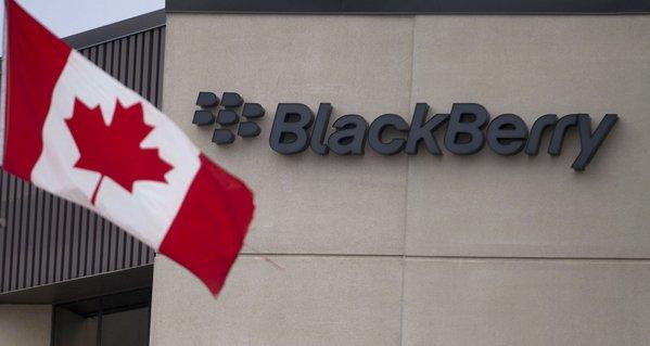 黑莓与富士康将合作开发新款智能手机 明年春天上市