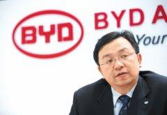 王传福:坚持纯电动路线因为它是汽车工业的未来