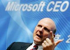 """鲍尔默走之后在微软的""""遗产""""会怎样"""