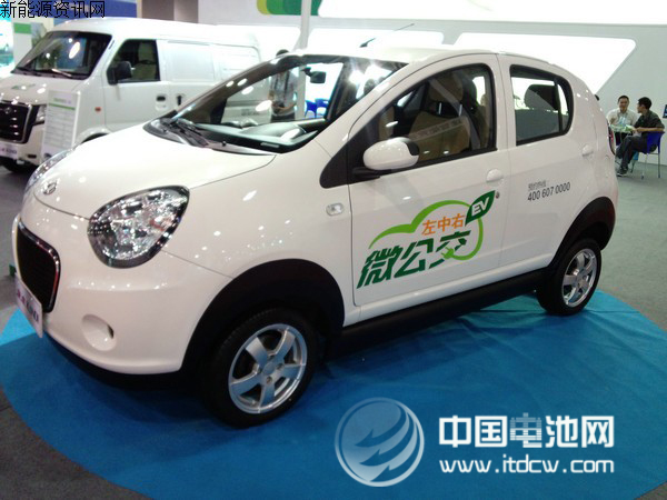 杭州电动汽车分时共享模式 微公交上路