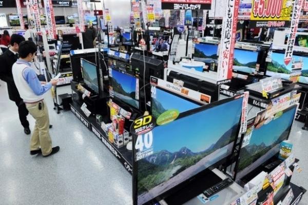 日系消费电子巨头走下神坛 日本索尼断臂求生