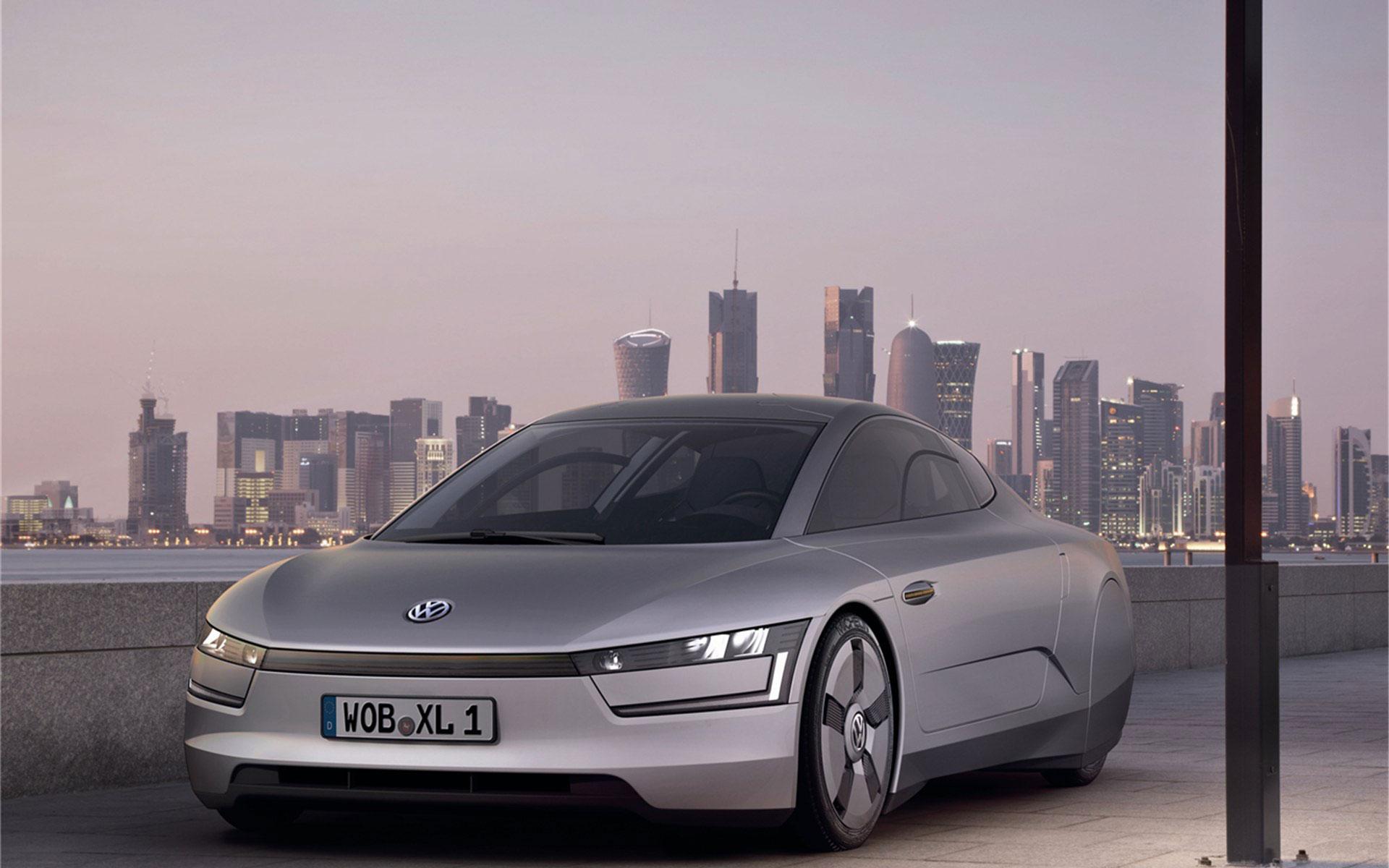 大众将开启新能源时代 混合动力车2016年国产 高清图片