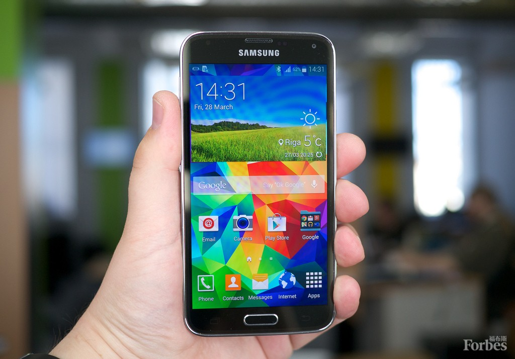 Android智能手机Galaxy S5