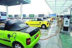 汽车整车充电桩锂电池三维度掘金新能源汽车股