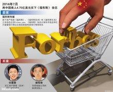 买下福布斯:隐秘华人财团看中不是受益是话语权