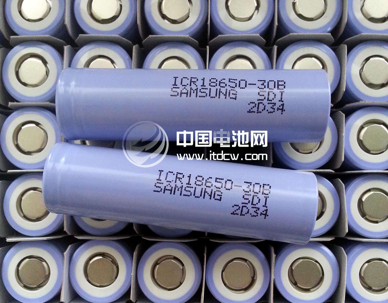 全球锂离子电池主流厂家榜单:中日韩三分天下