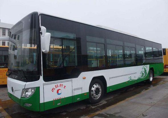 <b>50辆新型纯电动公交下月上路 青岛增量新能源车</b>