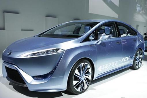 日本出手谋取氢燃料电池汽车市场高地