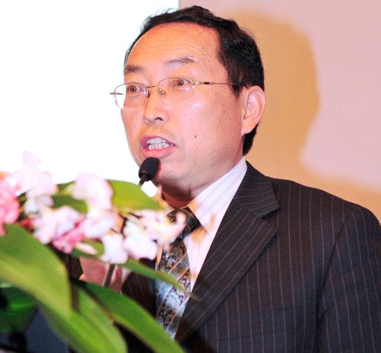 中国化学与物理电源行业协会秘书长刘彦龙