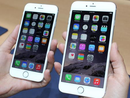 苹果iPhone 6进内地 6小时预订量突破200万部