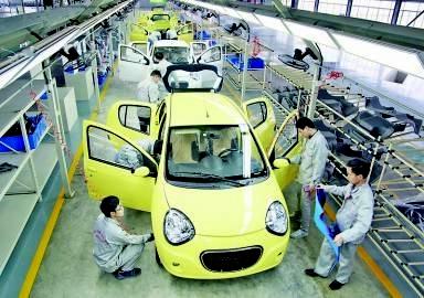 中科动力环保经济型电动汽车正式上市