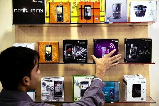 科技需求大国易主 印度增长速度超过中国9倍