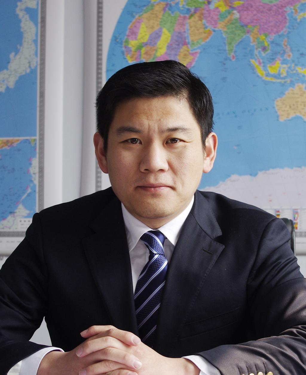河北奥冠集团总经理孟祥辉