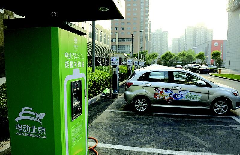 国务院推进六大领域消费 新能源车有望持续井喷