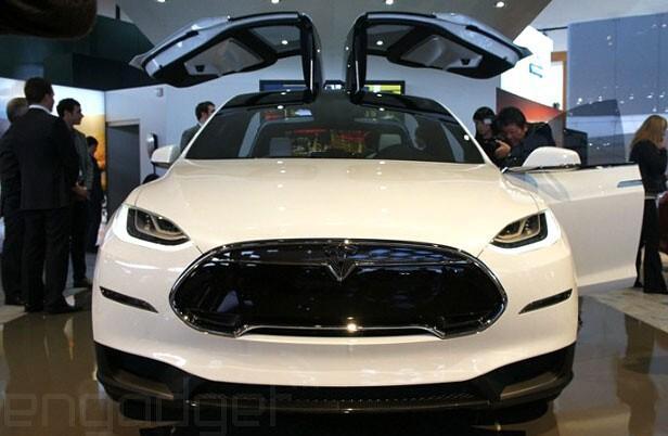 跨界SUV 特斯拉Model X交付时间延迟至明年Q3