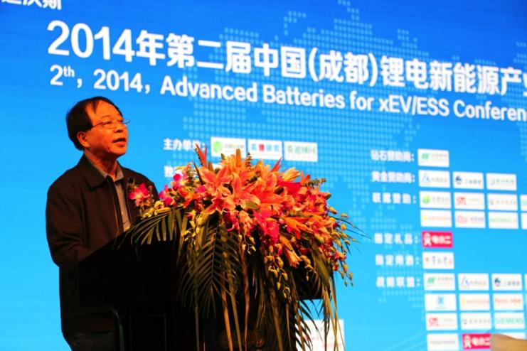 马中超:2014年中国锂电版电动自行车产业及市场发展现状