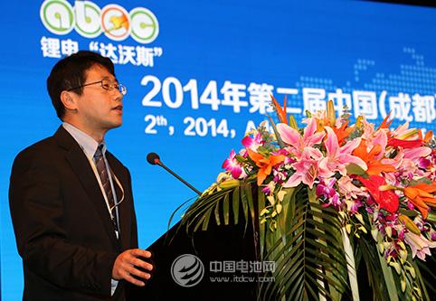 姚振辉:长安新能源汽车研发情况与市场布局